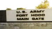 НЛО над военната база Форт Худ, Тексас