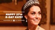 5-те момента на Кейт Мидълтън, които й гарантират короната