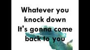 Indiana Evans - Its gonna come back to you + lyrics
