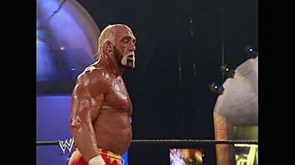 Hulk Hogan vs. Undertaker – WWE Undisputed Title Match: WWE Judgment Day 2002 (Full Match)