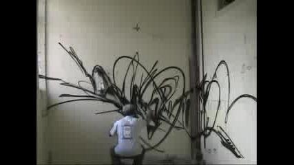 Brusk - The Best Graffiti Wraiter