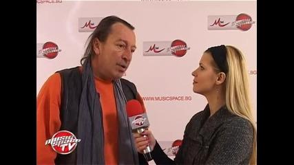 Ивайло Крайчовски с нова група в звезден състав