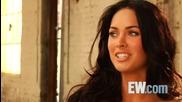 Megan Fox s Sexy Ew Shoot