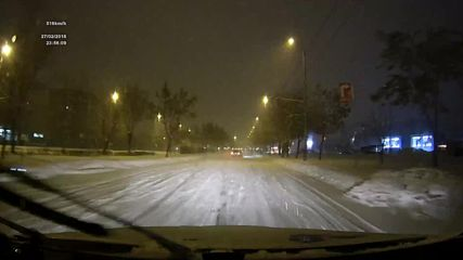 Snow drift 002