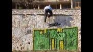 Градска Нинджа Катери Стена