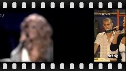 Коя пее по-добре на живо - Андреа или Деси Слава? : D