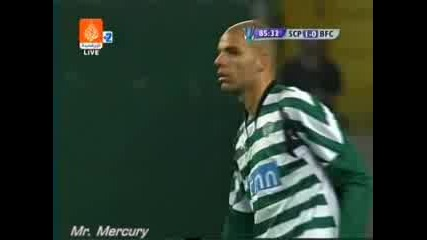 Sporting Lisbon - Bolton Wanderers Bruno P