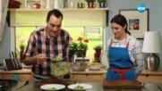 Салата от авокадо и краставици - Бон Апети (08.05.2017)