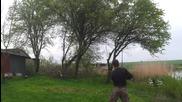 Casting na Minkovo Lake s Tafo