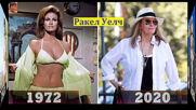 Звездите на Холивуд от 70-те год. - Преди и сега