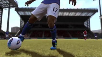 Fifa 2012 Trailer [hd] Потресваща игра ще е :)