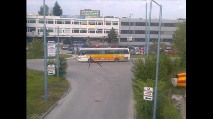 Автобуси в Пловдив