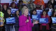 USA: Hillary Clinton gears up for Nevada caucuses