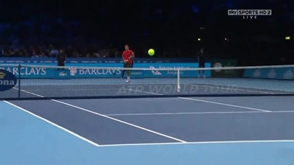 Federer vs Nadal London 2010 Hd