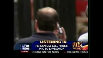 FBI Подслушва Телефоните