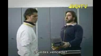 Ronaldinho vs C.ronaldo