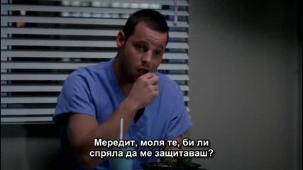 Анатомията на Грей сезон 3 епизод 10