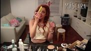 (с български субтитри) Cande Molfese - Tutorial de Maquillaje Noche / Вечерен грим за начинаещи
