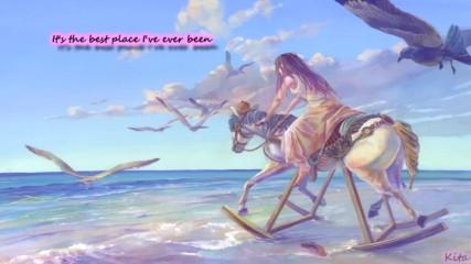 Kitanightcore - Only The Horses