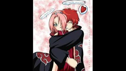 Сасори и Сакура - I Love You