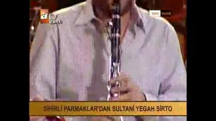 Canan L. Anderson & Husnu Senlendirici Sultani Yegah Sirto
