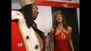 John Cena & King Booker