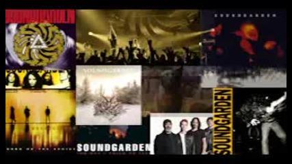 Soundgarden - Blood on The Valley Floor