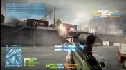 Battlefield 3 Hardcore Tdm - Sv98 - Sniper Pc Gameplay