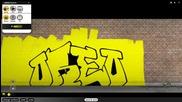 Отново съм тук ! - Oreo, Graffiti S.w.a.t