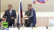 Russia: Under-19 football rewarded by Sports Ministry for silver at Euros