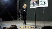 Росица Кирилова - Месечинко, чакай [ L I V E ]