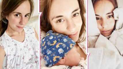 Радина Кърджилова с мили думи към новородения си син! Вижте мъничкия Йоан