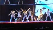 Violetta Live: 26 En mi mundo Барселона