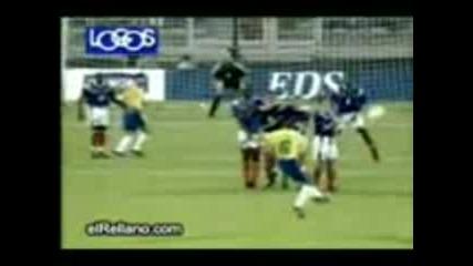 Гол На Roberto Carlos