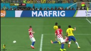 World Cup 2014 - Brazil vs. Croatia 3-1