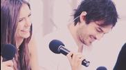 Nina&ian - I can't pretend..though I try to hide - I like you