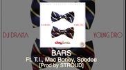 Young Dro feat. T.i., Mac Boney & Spodee - Bars *аудио*