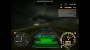 Need For Speed Most Wanted Съзтезание 2
