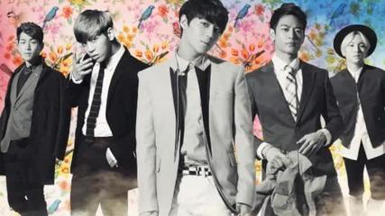 [audio] Shinee - I'm with you from Boys Meet U album