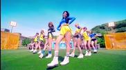 Бг Превод! Aoa - Heart Attack ( M V )