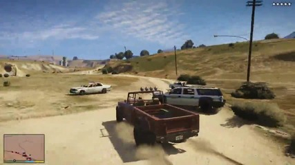 Grand Theft Auto V - Official Gameplay Video {720p}