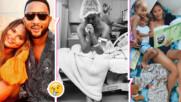Личната трагедия на едно семейство: Криси Тейгън загуби бебето в напреднала бременност