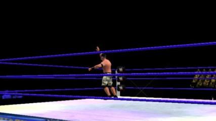 Wwe 12 Live Даниел Брайан срещу Джон Сина