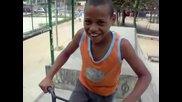 Дете се пребива с колело