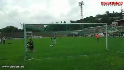България 1:1 Динамо Букурещ (7:6 след дуспи)