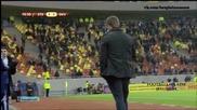 Стяуа 0:2 Динамо ( киев ) ( 11.12.2014 ) ( лига европа )
