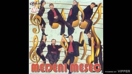 Medeni Mesec - Ako odes sam - (Audio 2003)