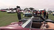 USA: Ferraris and Lamborghinis showcased at Pebble Beach Concours d'Elegance