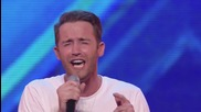 Jay James sings Coldplay's Fix You - Arena Auditions Wk 1 - The X Factor Uk 2014