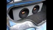 Kicker Comp Vr 10 Inch Subs